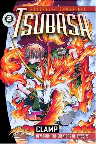 Tsubasa: Reservoir Chronicle, Volume 2