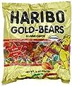 Haribo Gold-Bears Gummy Candy, 3 Poun…