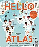img - for The Hello Atlas: Download the free app to hear more than 100 different languages book / textbook / text book