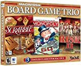 Board Game Trio for Mac: Risk 2,Monopoly & Scrabble