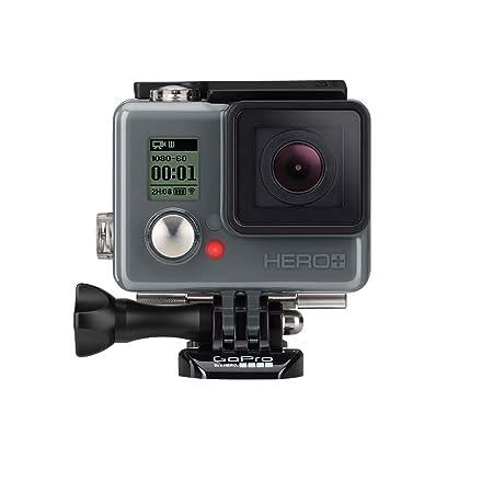GoPro HERO+ LCD Caméra embarquée 8 Mpix Écran tactile Wifi Bluetooth