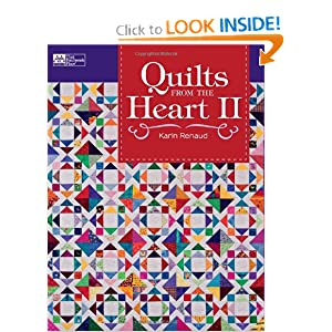 Quilts from the Heart II (That Patchwork Place) Karin Renaud