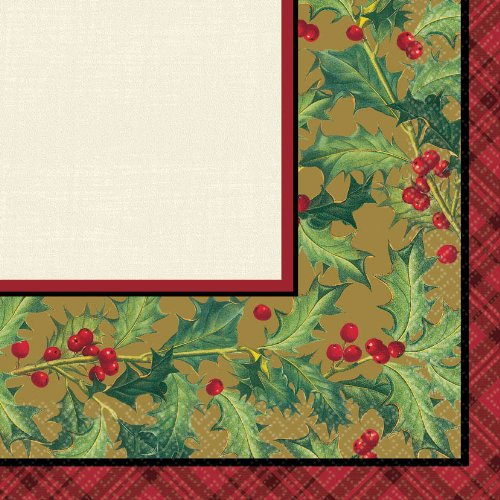 Winter Warmth Dinner Napkins (36ct)