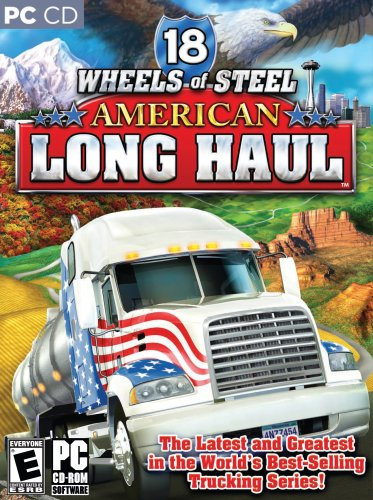 18 Wheels of Steel : American Long Haul – PC