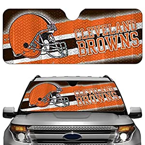 NFL Cleveland Browns Auto Sun Shade