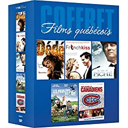 Coffret Films Quebecois