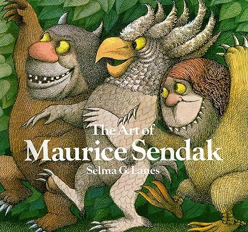 Art of Maurice Sendak, SELMA G. LANES