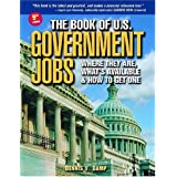 The Book of U.S. Government Jobs: Where They Are, What's Available & How to Get One (9th Edition) ~ Dennis V. Damp