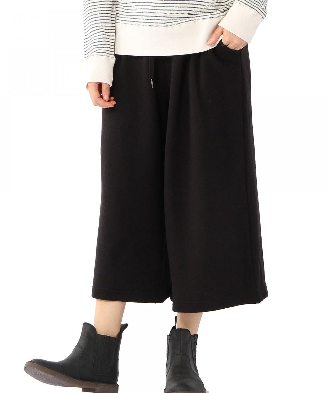 (コーエン) COEN 裏毛ガウチョパンツ : 服&ファッション小物通販 | Amazon.co.jp