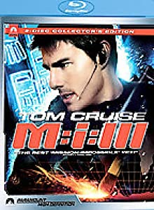 Mission Impossible 3 [Blu-ray] [2006]