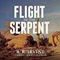 Flight of the Serpent: A Nicolette Scott Mystery, Book 2 (       UNABRIDGED) by Robert R. Irvine Narrated by Angela Brazil