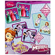 Disney Princess Sofia the First Floor Memory Match Game