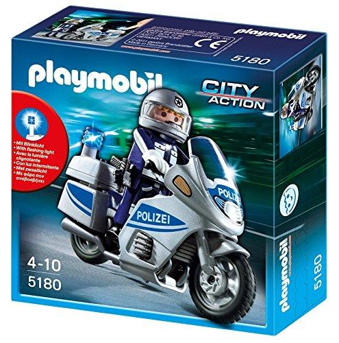 PLAYMOBIL Playmobil 5180 - Polizei