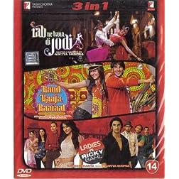 Rab Ne Bana Di Jodi / Band Baaja Baaraat / Ladies vs Ricky Bahl