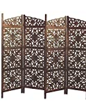 Aarsun Woods Wooden Room Divider / Partition