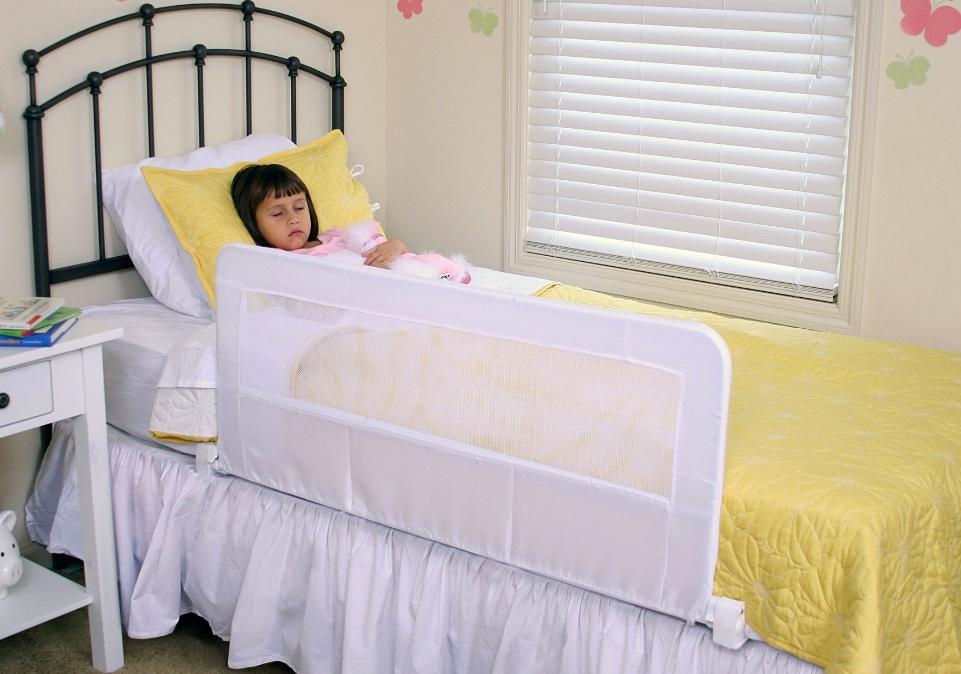 Regalo Swing Down Bedrail Bed Rail Crib Toddler Elderly