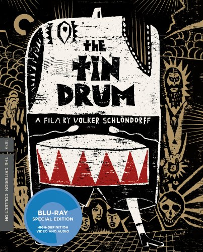 Cover art for  The Tin Drum (Criterion Collection) [Blu-ray]