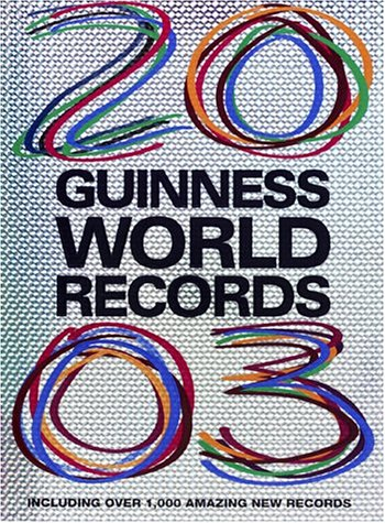 Guinness World Records 2003 (Guinness World Records)