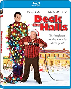 Deck The Halls Blu-ray from 20th Century Fox