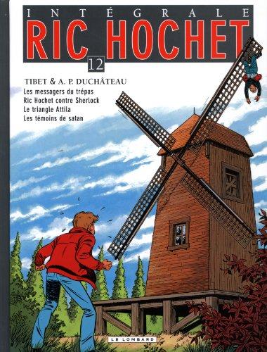 Integrale Ric Hochet T.12  Duchateau, Andre-Paul  Tibet, BANDE DESSINEE