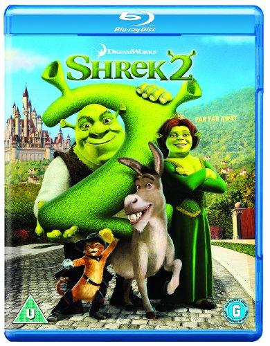 Шрек 2 / Shrek II (2004) BDRip