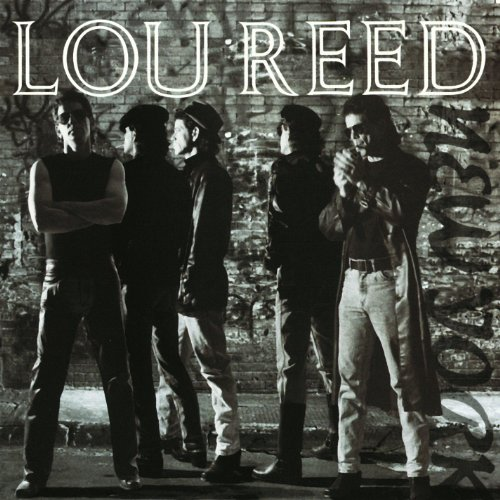 CD : Lou Reed - New York (CD)