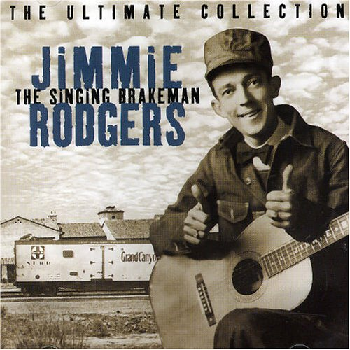 Amazon.com: Jimmie Rodgers: The Singing Brakeman: Music