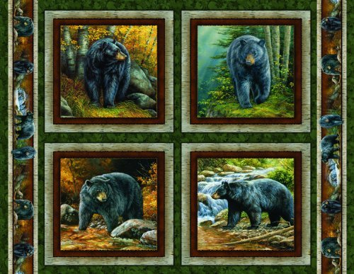 Cheap SunsOut Bear Cameos 1000+pc Jigsaw Puzzle by Rosemary Millette (B004HSFQ9G)