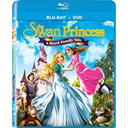 Swan Princess: A Royal Family Tale (Two Disc Combo: Blu-ray / DVD + UltraViolet Digital Copy)