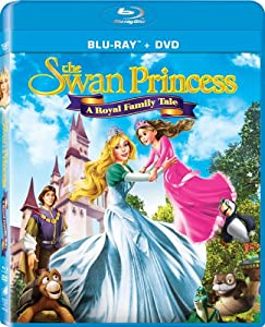 Swan Princess: A Royal Family Tale [Blu-ray] [Import]