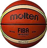 molten(モルテン) バスケットボール FIBAスペシャルエディション GM7X BGM7X-YG アイボリー×クリーム 7号