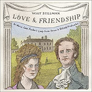Love & Friendship Audiobook