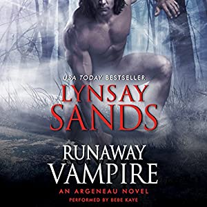 Runaway Vampire Audiobook