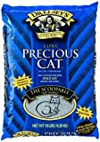 Precious Cat Ultra Premium Clumping Cat Litter, 18 pound bag