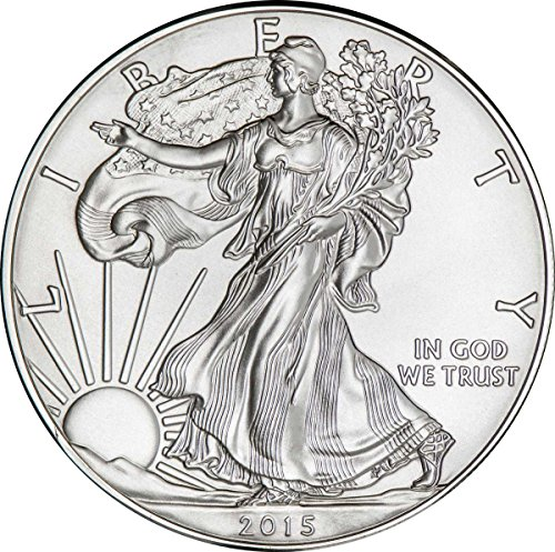 2015 American Silver Eagle $1 Brilliant Uncirculated US Mint
