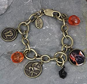 Die Tribute Von Panem Armband Katniss District 12