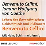 Leben des florentinischen Goldschmieds und Bildhauers Benvenuto Cellini | Benvenuto Cellini,Johann Wolfgang von Goethe