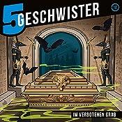 Im verbotenen Grab (5 Geschwister 12)   Tobias Schier