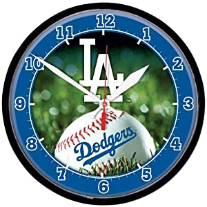 Los Angeles Dodgers Wall Clock by WinCraft