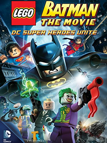 Lego Batman: The Movie on Amazon Prime Instant Video UK
