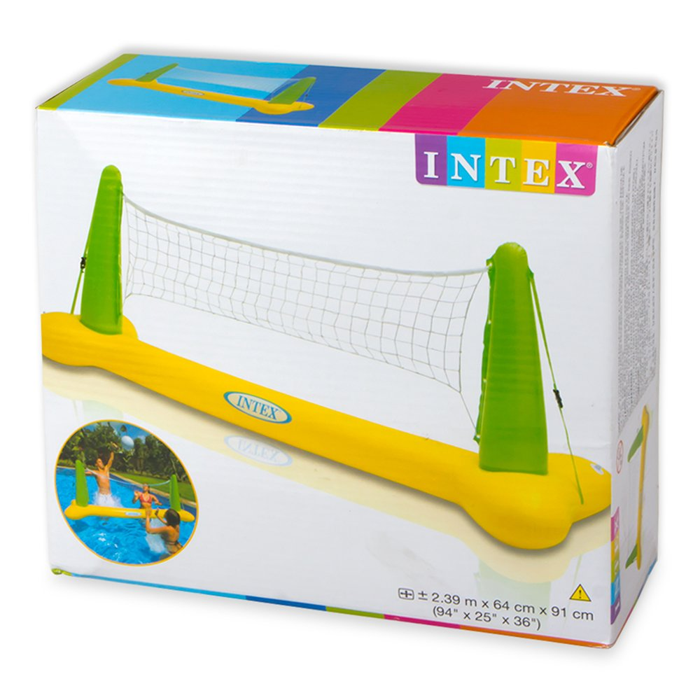 intex pool volleyball net instructions