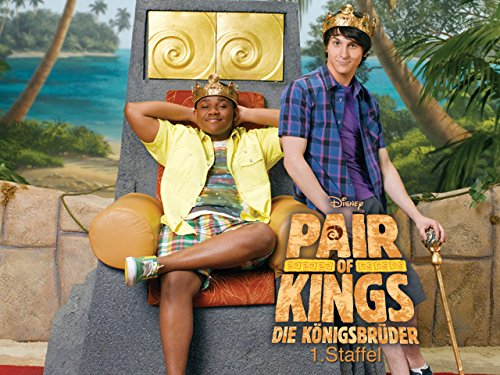Pair of Kings – Die Königsbrüder Staffel 1 Volume 2