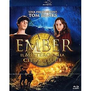 Ember - Il mistero della citta' di luce [Blu-ray] [Import italien]