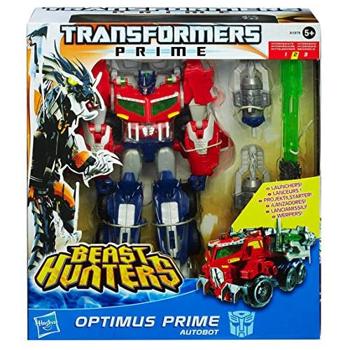 HASBRO Transformers Prime Voyager Beast Optimus Prime A6212 kaufen