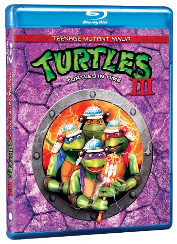 Teenage Mutant Ninja Turtles 3 [Blu-ray] [Import]