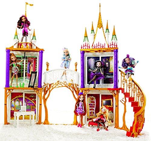 Ever After High 2-in-1 Castle Playset JungleDealsBlog.com