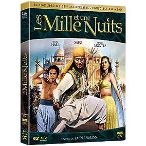 Les Mille et une nuits [Édition 75ème Anniversaire - Blu-ray + DVD]
