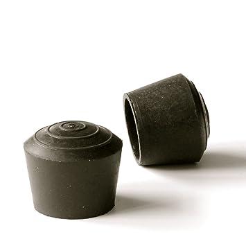 ajile 4 pi ces embout enveloppant rond en caoutchouc caoutchouc pour tubes de. Black Bedroom Furniture Sets. Home Design Ideas
