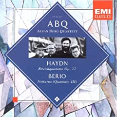 String Quartet in G Major, Op.77 No. 1 (Hob.III:81): II. Adagio