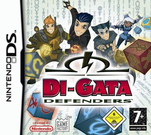 Di Gata  (Nintendo DS)